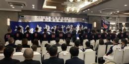 第4期生17名、卒団おめでとう